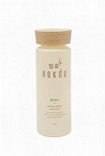 Nokdu Mild And Moisture Toner