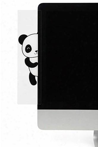 Panda Monitor Memo Board