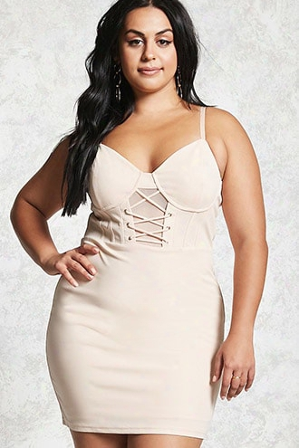 Plus Size Cami Sheath Dress