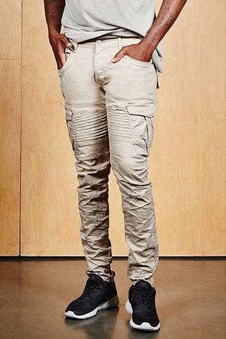 Project X Paris Moto Jeans