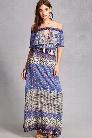 Indika Floral Maxi Dress
