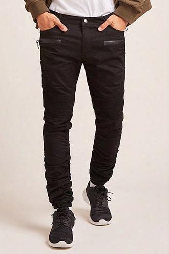 American Stitch Moto Jeans