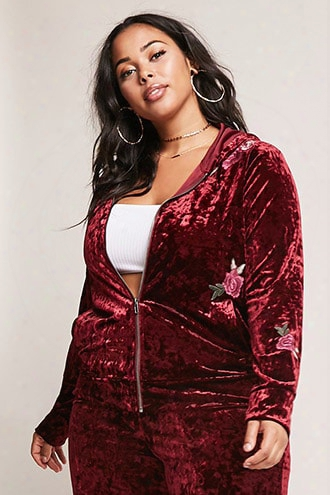 Plus Size Love 8 Soft Hoodie