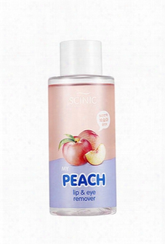 Scinic My Peach Makeup Remover