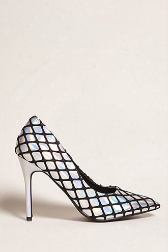 Webbed Holographic Pumps
