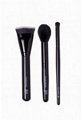 E.l.f. Sculpt And Shine Brush Set