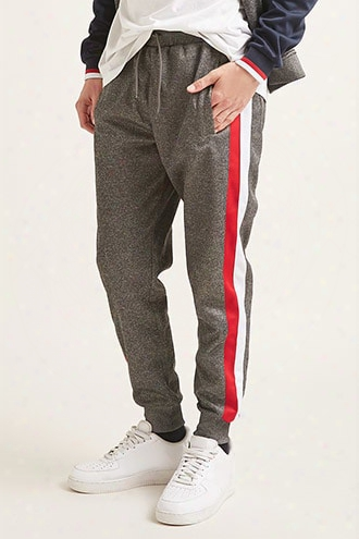 Lotto Striped Track Pants