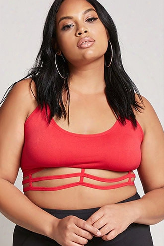 Low Impact-plus Size Sports Bra