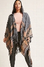 Plus Size Angie Hooded Shawl