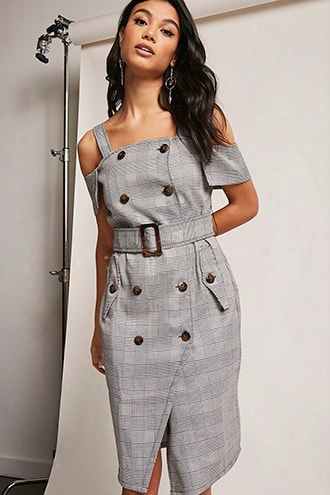 Twelve Glen Plaid Dress