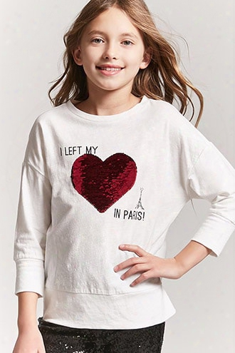 Girls Paris Graphic Tee (kids)