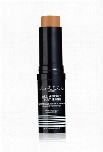 Lottie London All About That Base Foundation - Soft Sand