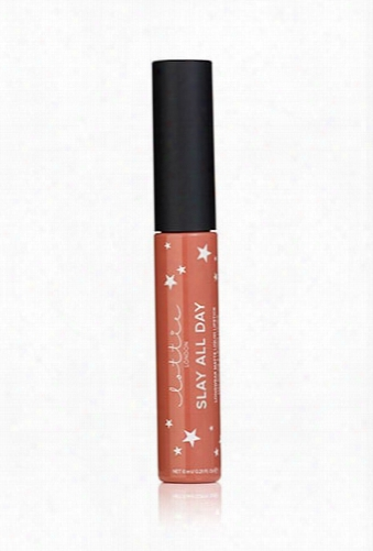 Lottie London Slay All Day Matte Liquid Lipstick - Obsessed