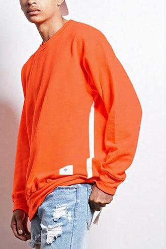Sdc Strapped Fleece Sweatshirt