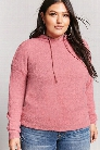 Plus Size Brushed Knit Top