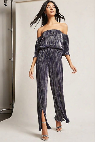 Twelve Accordion Pleated Jumpsuit