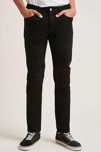 Moto Slim-fit Jeans