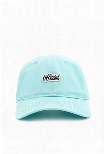 Official Logo Patch Graphic Cap