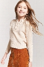 Chenille Lace-Up Top (Kids)