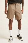 Cotton-Blend Chino Shorts