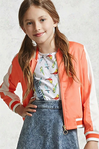 Girls Bomber Jacket (kids)