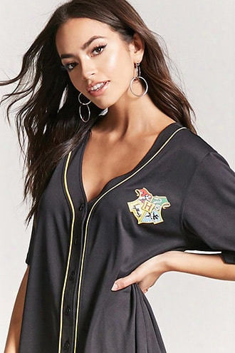 Harry Potter Baseball Jersey