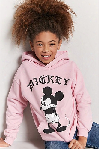 Girls Mickey Mouse Hoodie (kids)
