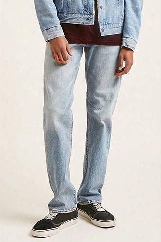 Levis Faded Wash Jeans