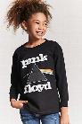 Girls Pink Floyd Graphic Top (Kids)