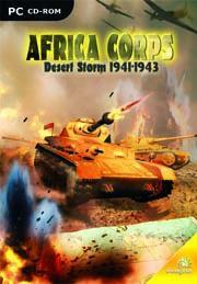 Africa Corps Desert Storm 1941-1943