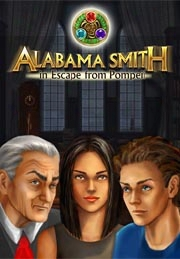 Alabama Smith In Escape From Pompeii (pc)