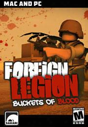 Fore Ign Legion: Buckets Of Blood