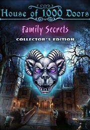 House Of 1000 Doors: Family Secrets Colletor's Edition (mac)