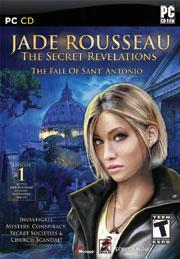 Jade Rousseau: The Secret Revelations Episode 1: The Fall Of Sant� Antonio