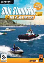Ship Simulator 2008 New Horizons Addon