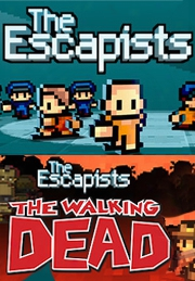 The Escapists + The Escapists:: The Walking Dead Deluxe