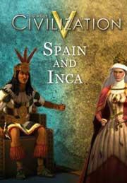 Civilization V - Civ And Scenario Double Pack: Spain And Inca (mac)