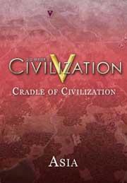 Civilization V - Cradle Of Civilization Map Pack: Asia (mac)