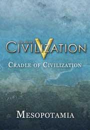 Civilization V - Cradle Of Civilization Map Pack: Mesopotamia (mac)