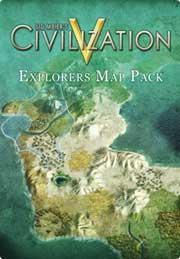 Civilization V - Explorer�s Map Pack (mac)