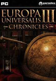 Europa Universalis Iii Chronicles (mac)