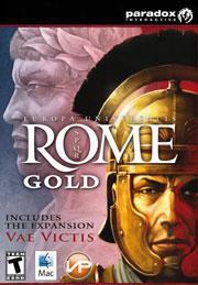 Europe Universalis Rome Gold (mac)