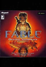 Fable Original Soundtrack From The Xbox Video Game