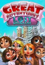 Great Adventures Lost Mountains