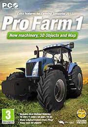 "Pro Farm 1 �"" Farming Simulator 2011 Add-on"