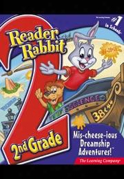 Reader Rabbit 2nd Grade Mis-cheese-ious Adventures