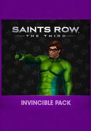 Saints Row: The Third Invincible Pack Dlc