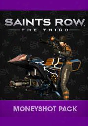 Saints Row: The Third Money Shot Dlc Pack