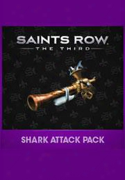 Saints Row: The Third Shark Attack Pack Dlc