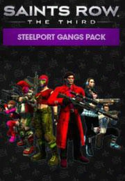 Saints Row: The Third Steelport Gangs Pack Dlc